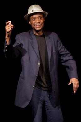 Simpho Mathenjwa, playing Joseph Langa